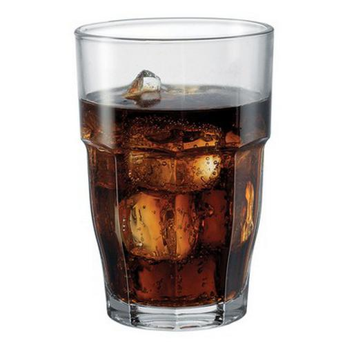 COOLER GLASS 480ML ROCK BAR BORMIOLI ROCCO