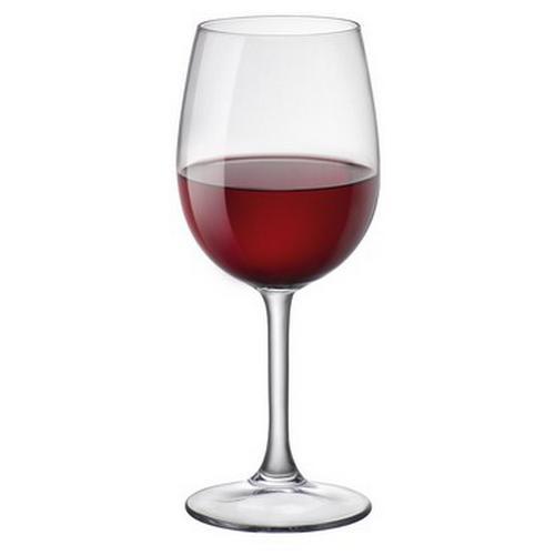 WINE GLASS BURGUNDY 435ML SARA BORMIOLI ROCCO