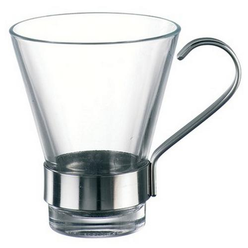 ESPRESSO GLASS 100ML YPSILON BORMIOLI ROCCO