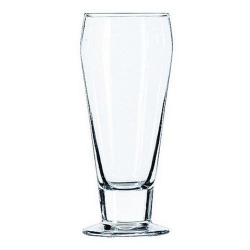 BEER GLASS FOOTED 296ML CATALINA LIBBEY