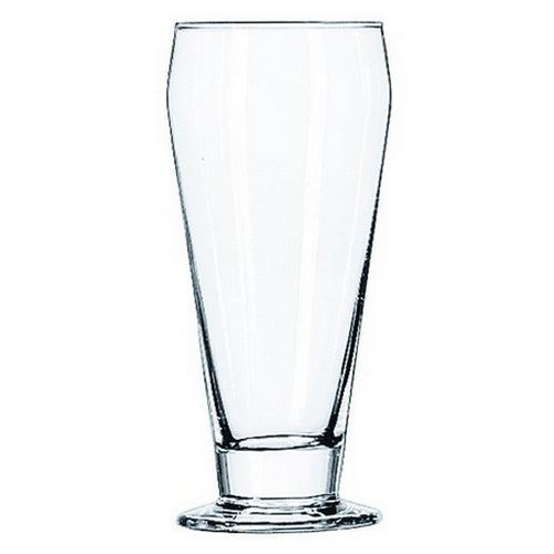 BEER GLASS FOOTED 355ML CATALINA LIBBEY