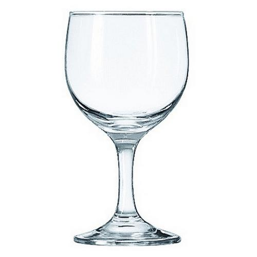 WINE GLASS ROUND 252ML EMBASSY LIBBEY