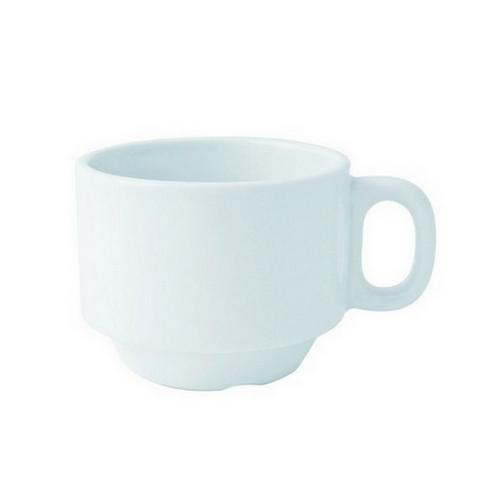 CUP COFFEE LOW  STACKING 220ML CLASSIC WARE