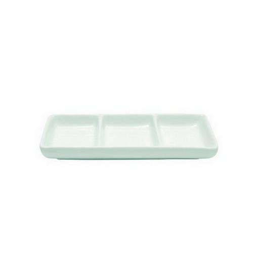 DISH DIVIDED 3 152X63MM CLASSIC WARE