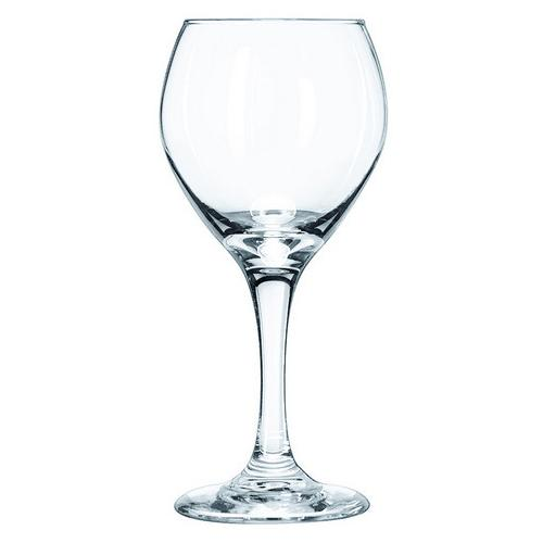 WINE GLASS RED 296ML PERCEPTION LIBBEY