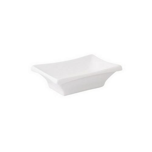 DISH SAUCE RECT 90x60MM CLASSIC WARE