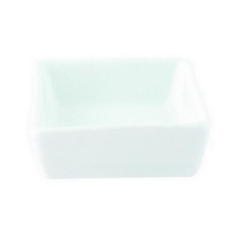 SOY DISH SQUARE 100MM CLASSIC WARE