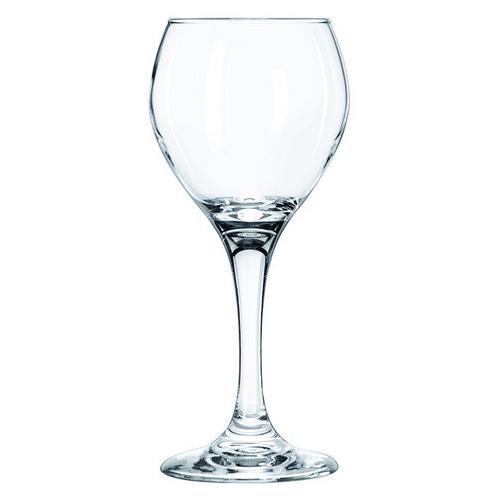 WINE GLASS RED 237ML PERCEPTION LIBBEY