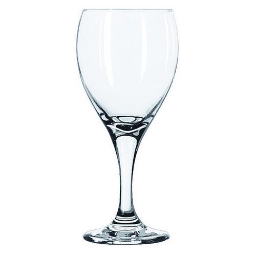GOBLET GLASS 355ML TEARDROP LIBBEY
