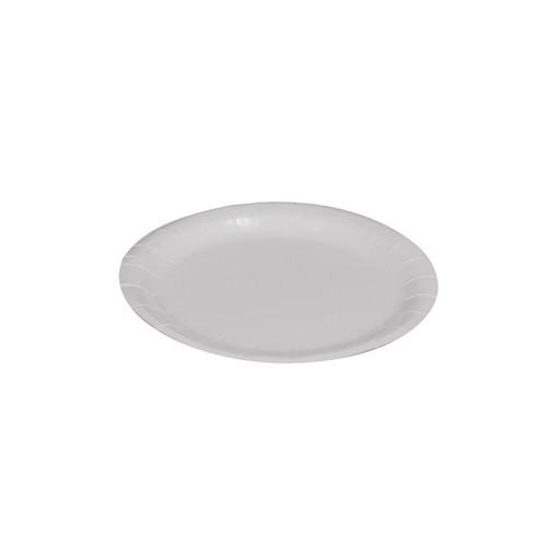 PLATE ROUND PAPER COATED WHITE 150MM (CT1000)