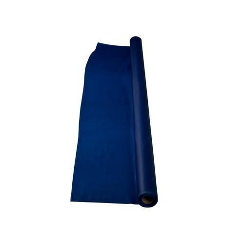 TABLE COVER ROLL PLASTIC NAVY BLUE 1.2X30M ALPEN