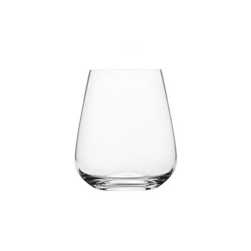 WINE GLASS WHITE 390ML MOOD STEMLESS RYNER
