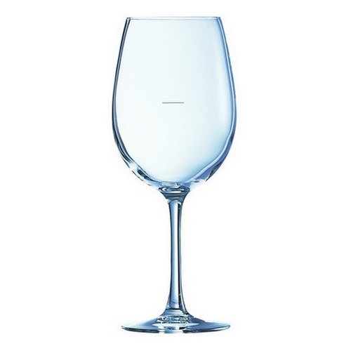 WINE GLASS 350ML CABERNET CHEF & SOMMELIER P/L @ 140ML