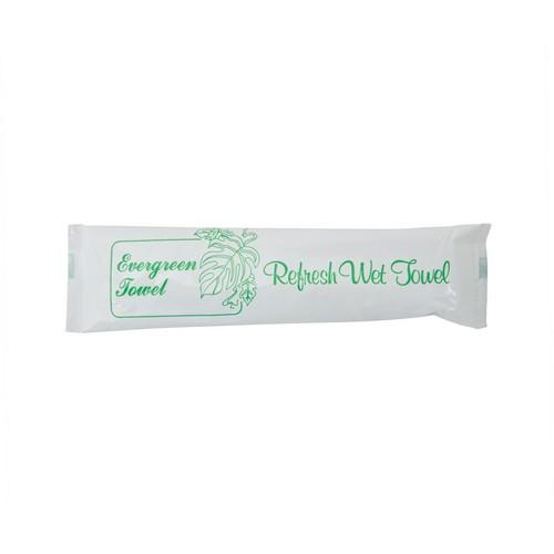 REFRESHER TOWELETTE ROLL EVERGREEN (CT900)