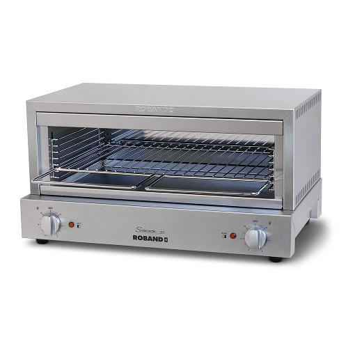 SALAMANDER TOASTER 15 SLICE TOP ONLY 3200W 15AMP ROBAND