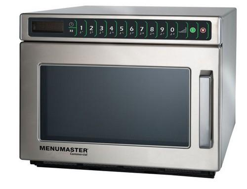 MICROWAVE OVEN 1400W 17L MENUMASTER