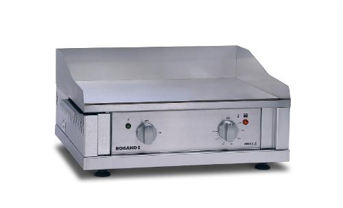 GRIDDLE HOTPLATE 515X340MM 2300W 10AMP ROBAND