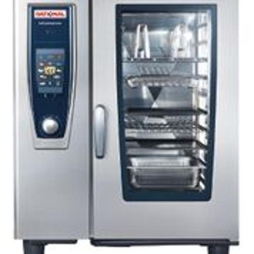 COMBI OVEN 10 TRAY GN 1/1 5 SENSES SELF COOKING CENTRE RATIONAL