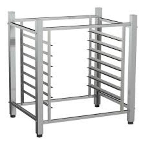 STAND S/S HIGH OPEN FOR GN 1/1 COMBI OVEN UNOX