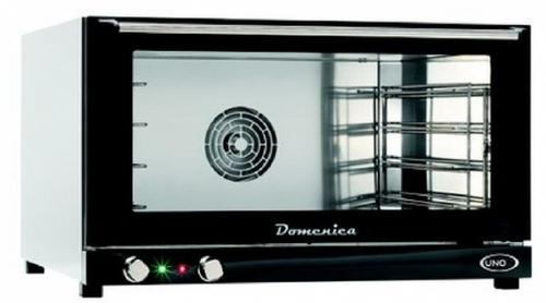 OVEN CONVECTION 4 TRAY - 600X400MM 3.2KW 15 AMP LINE MICRO DOMENICA UNOX