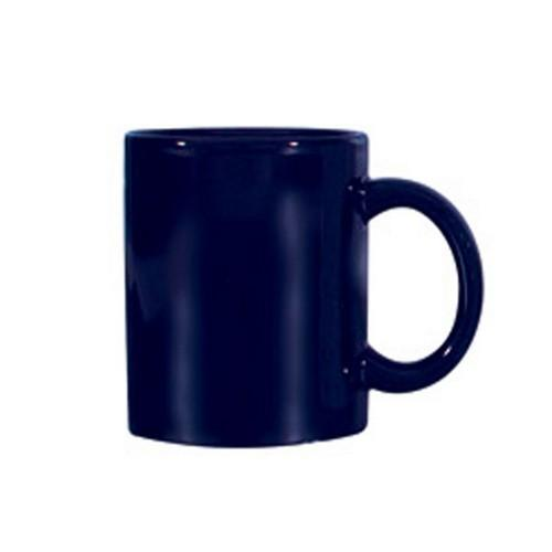 MUG COFFEE CAN SHAPE BLUE 340ML