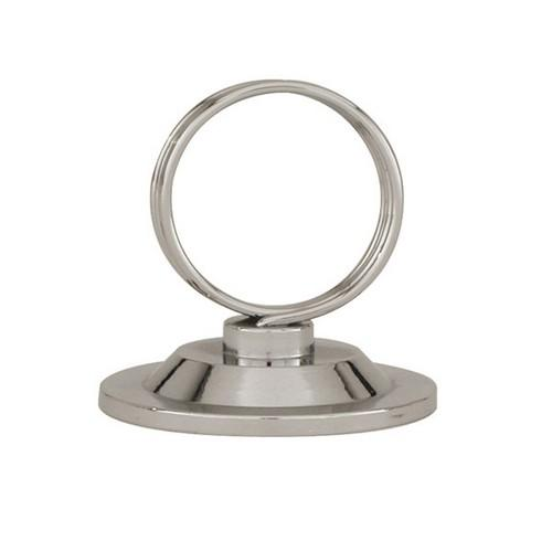 CARD HOLDER RING 45MM ROUND HEAVY BASE