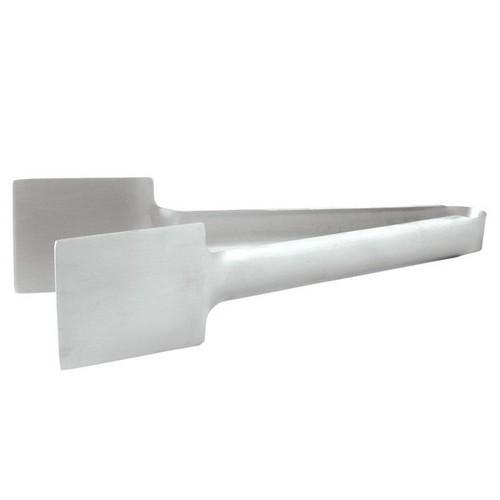 TONG PASTRY S/S 240MM FLAT / PLAIN