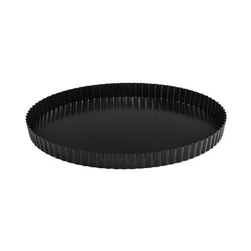 QUICHE PAN NON STICK ROUND 320X28MM FRENTI