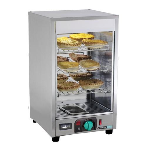 PIE WARMER MINI 3 SHELF 350X350X560MM 750W 10AMP ANVIL AIRE