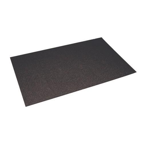 MATTING MESH NON SLIP BLACK 600MM - PER METRE