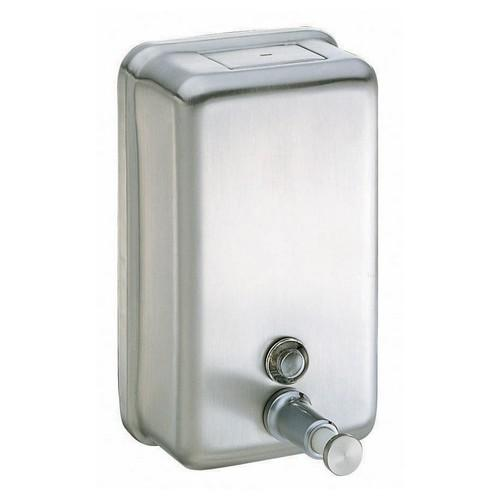 DISPENSER HAND SOAP S/S VERTICAL 1L