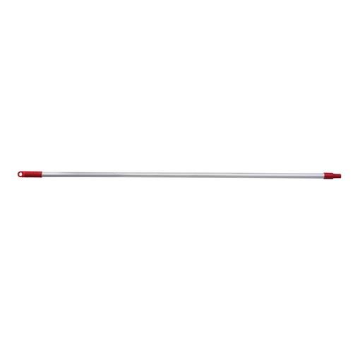 HANDLE ALUM RED 25MMX1.5M DURACLEAN OATES