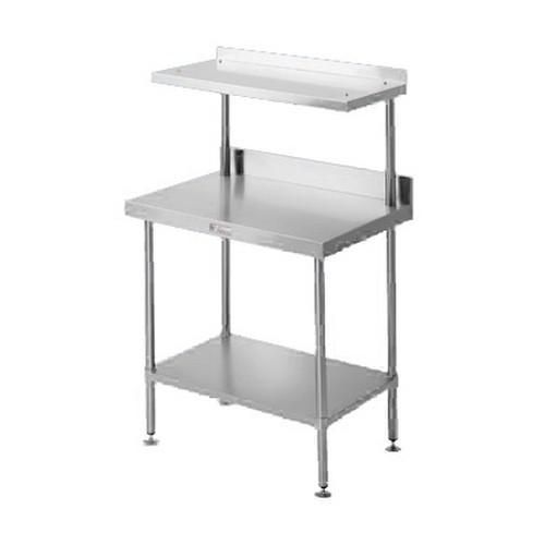 SALMANDER BENCH S/S 900X600X900+400MM SIMPLY STAINLESS