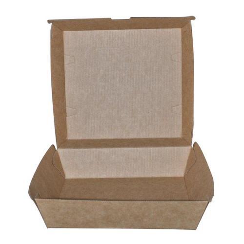DINNER BOX BETA BOARD BROWN 178X160X80MM (CT150)